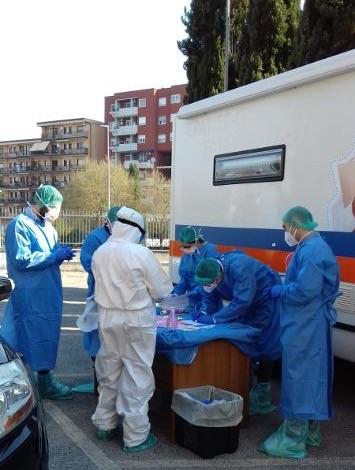 Comune di Serino: tamponi e vaccini. Chiesto all